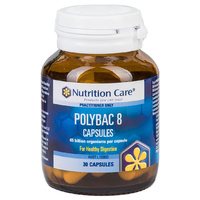 Nutrition Care Polybac 8 Capsules