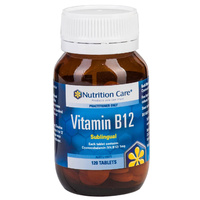 Nutrition Care Vitamin B12 Sublingual