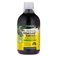 Comvita Olive Leaf Extract 500ml Peppermint CLEARANCE