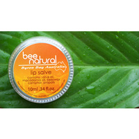 Bee Natural Lip Salve 10g CLEARANCE