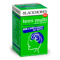 Blackmores Teen Multi For Guys