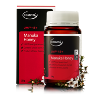 Comvita Active Umf15+ Manuka Honey 250g CLEARANCE