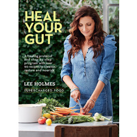 Supercharged Food 'Heal Your Gut' Book