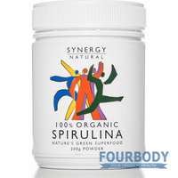 Synergy Natural Spirulina Organic 200g