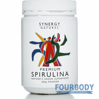 Synergy Natural Spirulina Premium 500g