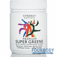 Synergy Natural Super Greens Premium 200g
