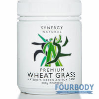 Synergy Natural Wheat Grass Premium 200g