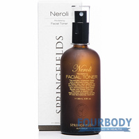 Springfields Facial Toner Neroli 135ml
