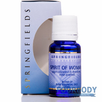 Springfields Aromatherapy Spirit of Woman 11ml