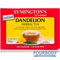 Symington's Herbal Dandelion Tea Sachets 25s