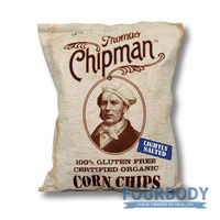 Thomas Chipman Lightly Salted Corn Chips 230g