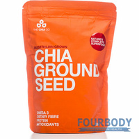 The Chia Co Ground Chia Seeds 350g