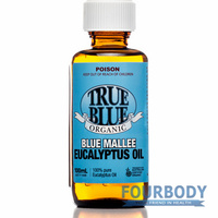 True Blue Eucalyptus Oil 100ml