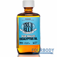 True Blue Eucalyptus Oil 200ml