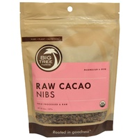 Big Tree Organic Raw Cacao Nibs 100g