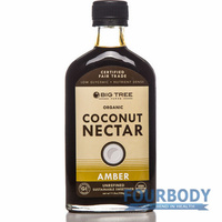 Big Tree Org Coconut Palm Nectar Amber 250ml