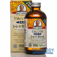 Udo's Choice DHA Oil Vegetarian 250ml