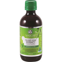 Vabori Olive Leaf Extract Peppermint 200ml