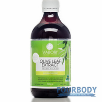 Vabori Olive Leaf Extract Natural 500ml