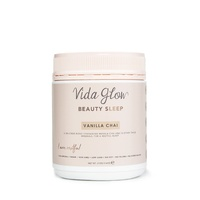 Vida Glow Beauty Sleep Powder Vanilla Chai 210g