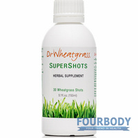 Dr Wheatgrass Supershots (30 shots) 150ml