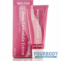 Weleda Rose Calendula Creme 30ml