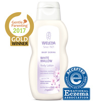 Weleda White Mallow Baby Body Lotion 200ml