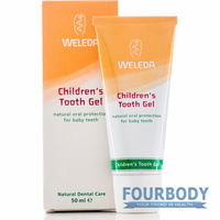 Weleda Calendula Children's Gel Toothpaste 50ml