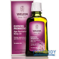 Weleda EPO Age Revitalising Body Oil 100ml