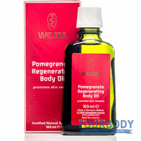 Weleda Pomegranate Body Oil 200ml