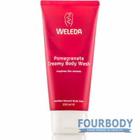 Weleda Pomegranate Body Creamy Wash 200ml