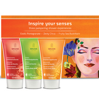 Weleda Inspire Your Senses Body Wash Gift Pack