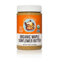 Wild Friends Organic Maple Sunflower Butter 283g