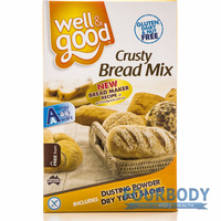 Well & Good Crusty Bread Mix 460g