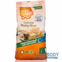 Well & Good Gluten Free Pastry Flour 1kg