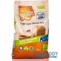 Well & Good Cafe Style Bread Mix 750g