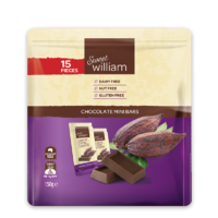 Sweet William Chocolate Minibar Multipack 150g