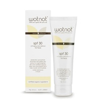 Wotnot Anti-Aging Facial Sunscreen and Primer 75g