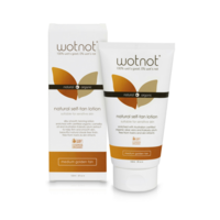 Wotnot Natural Self-Tanning Lotion 150ml