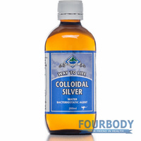 Way to Life Colloidal Silver 25mg 200ml