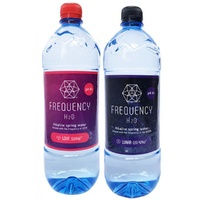 Frequency H2O Alkaline Spring Water Kit (1L bottles)