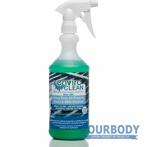 EnviroClean Heavy Duty (Oven & BBQ) Spray 750ml