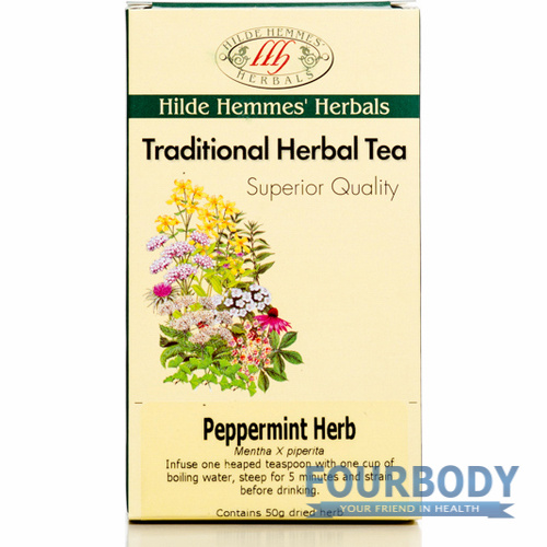 Hilde Hemmes Traditional Tea Peppermint 50g