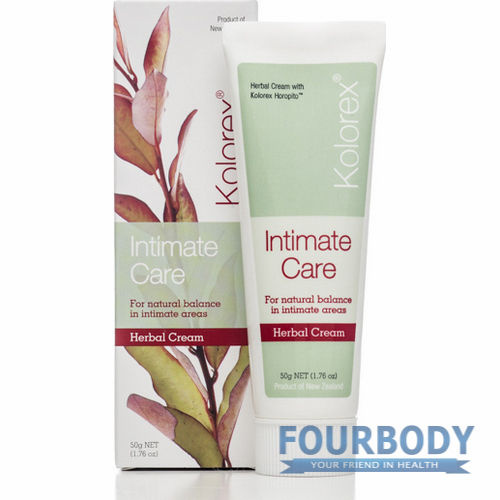 Kolorex Intimate Care Cream 50g
