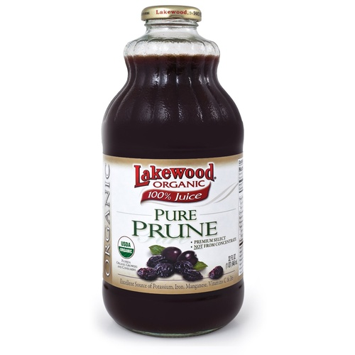 Lakewood Prune Juice Organic 946ml