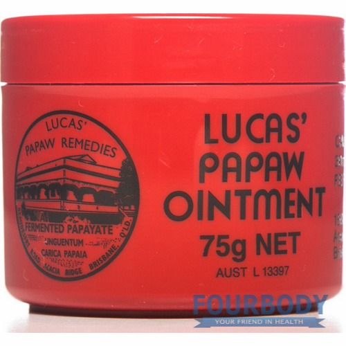 Lucas' Papaw Ointment 75g CLEARANCE