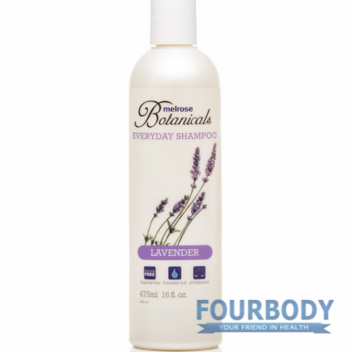 Melrose Botanicals Everyday Lavender Shampoo 475ml