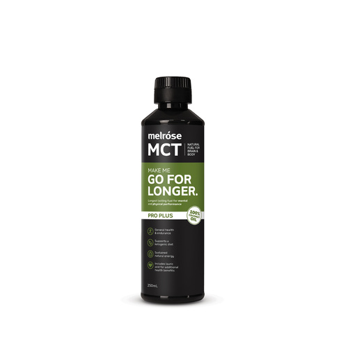 Melrose MCT Oil Pro Plus 250ml
