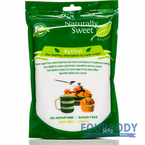 Naturally Sweet Xylitol 500g