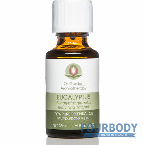 Oil Garden Aromatherapy Eucalyptus Oil 25ml